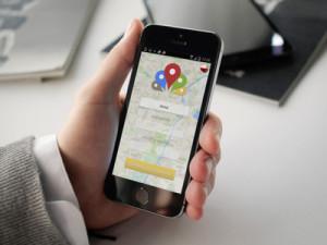 MapApp – Aplikacja lokalizacyjna
