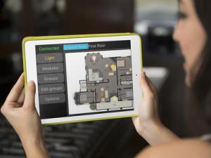 Aplikacja do sterowania domem